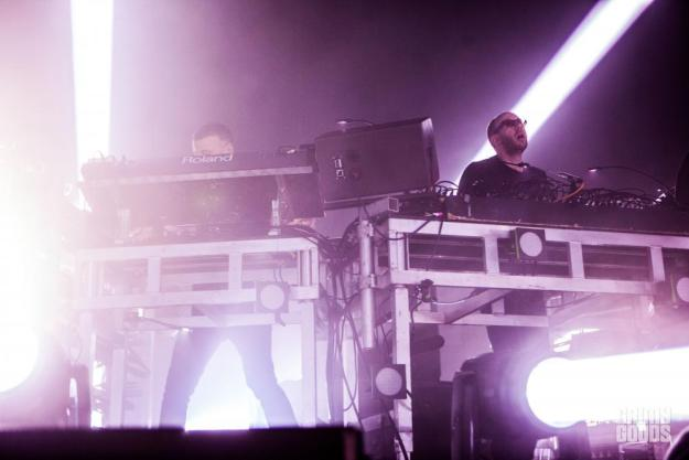 The Chemical Brothers at The Shrine Expo Hall