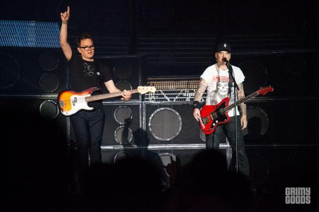 Blink 182 at USC