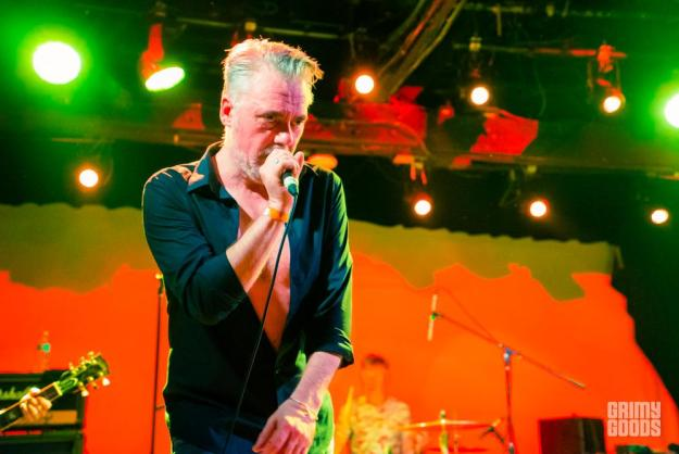 The Undertones at Echoplex -- Photo by ZB Images
