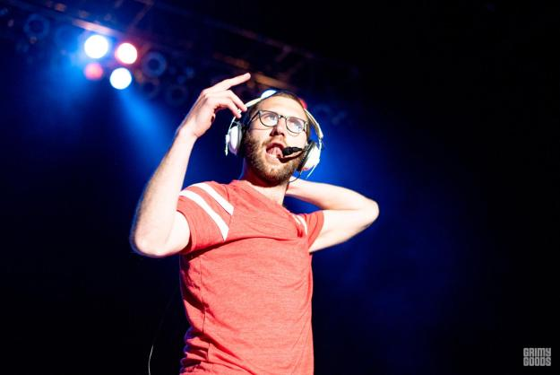 Vulfpeck at the Greek Theatre