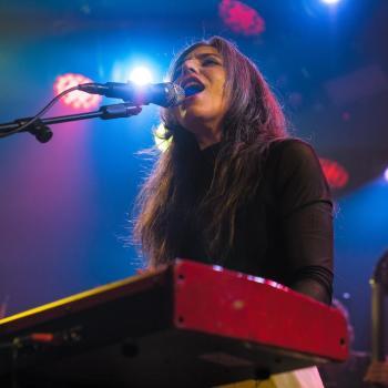 Julia Holter at Teragram Ballroom -- David Fisch