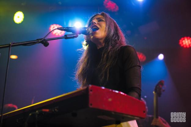 Julia Holter at Teragram Ballroom -- David Fisch