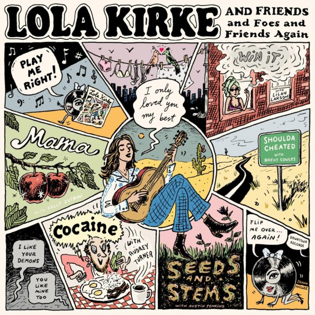 Lola Kirke  Announces Friends And Foes And Friends Again