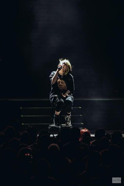 Billie Eilish in concert