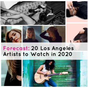 los angeles artists to watch