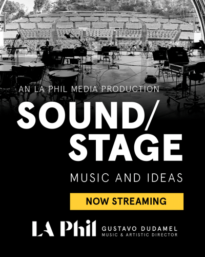 LOS ANGLEES PHIL SOUND STAGE