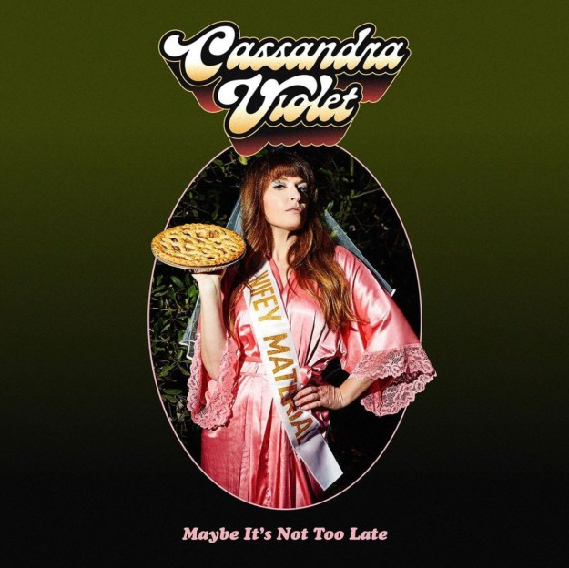Cassandra Violet's Debut Album Sparkles with Eclectic Pop Beats and Simmers in Deep Reflection