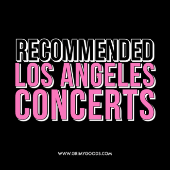 concerts in los angeles