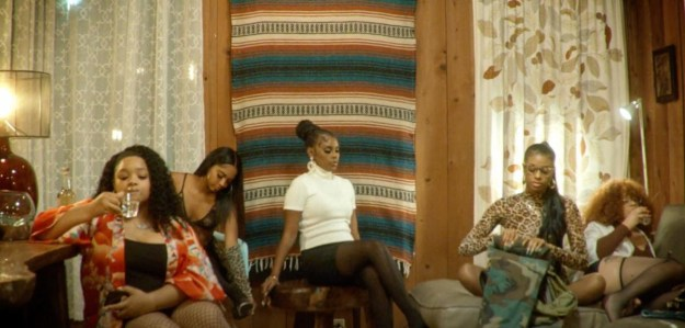 """Fana Hues Shares New Music Video for Luscious Single """"Lay Up"""""""