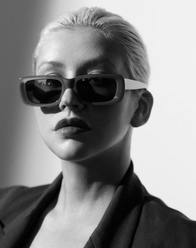 Christina Aguilera at the Hollywood Bowl 2021