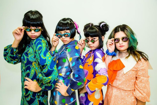 """Asian & Latinx Punk Band The Linda Lindas Deal with Stubborn Friends on """"Oh!"""""""