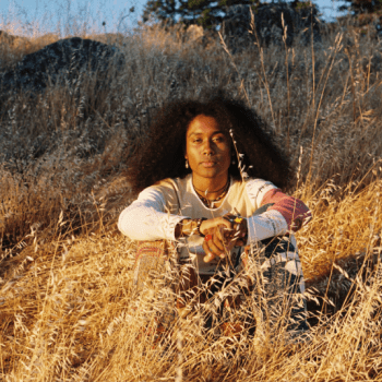 """Jelani Aryeh cultivates a space to feel connected on """"I've Got Some Living To Do"""""""
