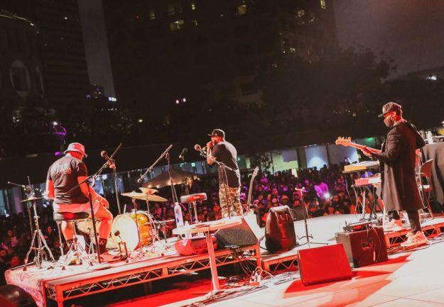 Photos: Dilla Fest at Grand Performances feat. Talib Kweli, DJ Rhettmatic, lla J,  Frank and Dank