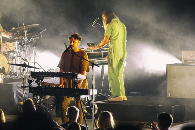 Local Natives at the Greek Theatre -- Photo by María Quintana