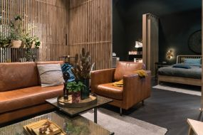 Decorating-a-living-room-with-original-leather-furniture