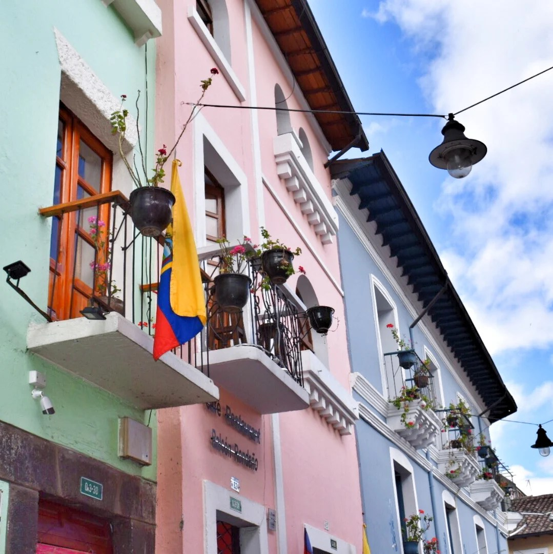 THE MOST COLORFUL CITIES IN SOUTH AMERICA