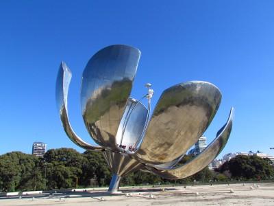 Floralis Generica, Buenos Aires