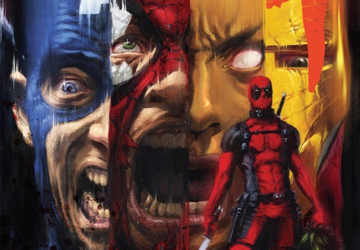 Comic: Deadpool Kills The Marvel Universe