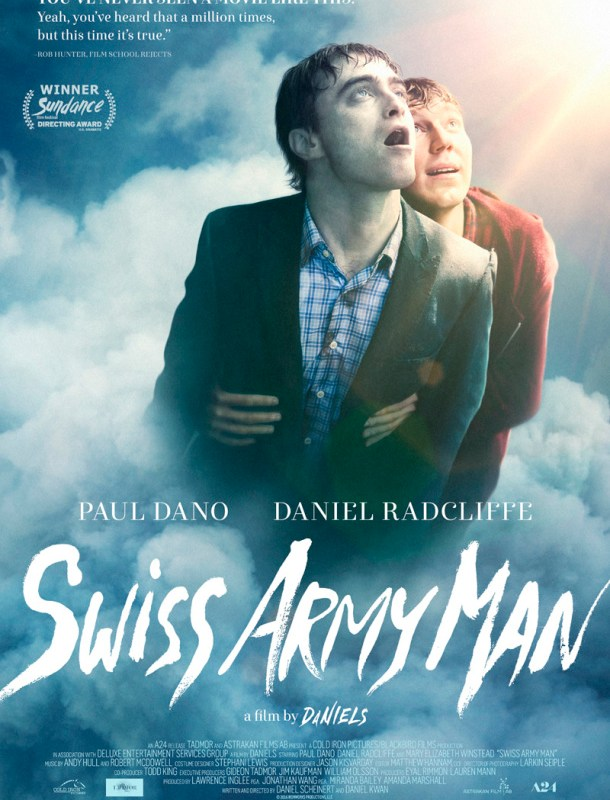 'Swiss Army Man' Official Music Video, 'Montage'