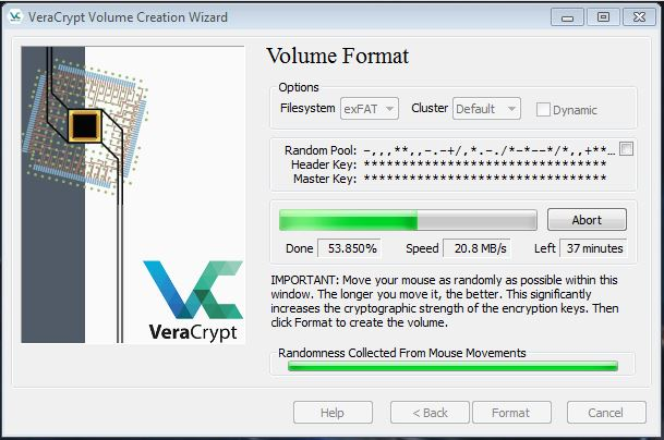 VeraCrypt & My (Your) Documents