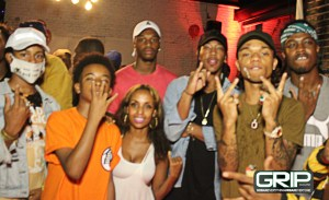 RAE SREMMURD WITH SHORTY MACK STREETZ 94.5 SREMMLIFE 2 ALBUM RELEASE PARTY ATL GRIP MAGAZINE