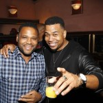 Anthony Anderson and Omar Gooding