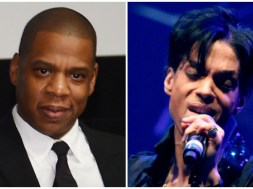 Jay Z and Prince