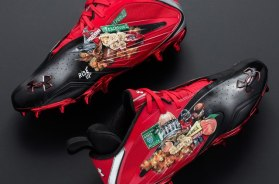Under Armour Migos Falcons cleats
