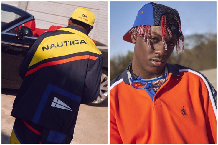 Nautica Lookbook via Urban Outfitters