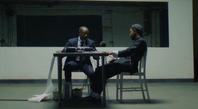 Don Cheadle and Kendrick Lamar