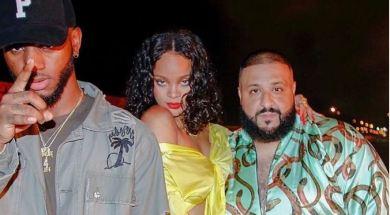 Bryson Tiller, Rihanna, DJ Khaled