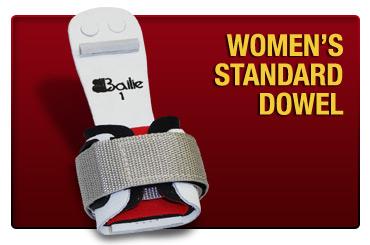 Womens πρότυπο Βύσματα Grips