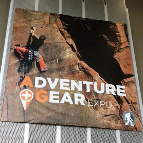 Adventure Gear Sign