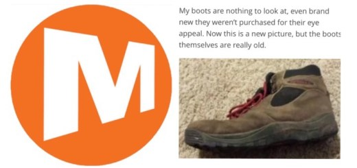 Merrell Logo-Old Boot