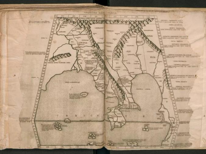 geography klaudyos batlamyus