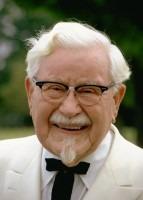 colonel sanders portre