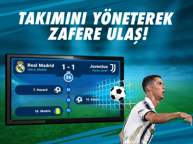 online soccer manager example
