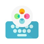 fleksy android emoji uygulaması