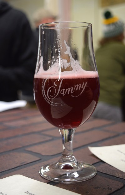 Casey Brewing and Blending Jammy