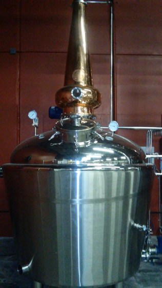 Houston's first LEGAL whiskey distillery