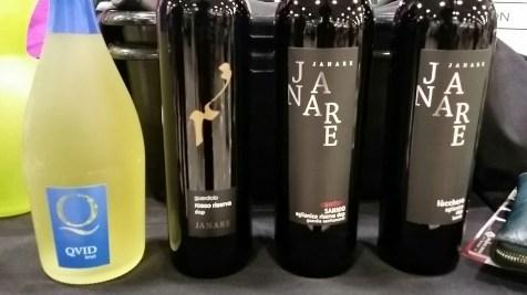 Janare, Fremondo and Classico - Italian Wines