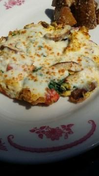 Vegetable Frittta