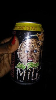 Straight to Ale - Lily Flagg milk Stout