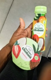 Chobani Coconut Based Yogurt
