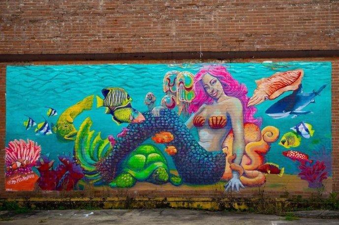 Bmt Art Mural