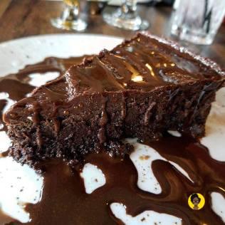 EatBMT - J. wilson's Flourless Chocolate Cakte