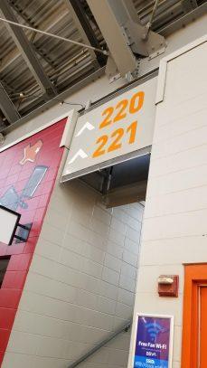Gate 220-221