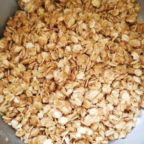 Oat Topping mixture