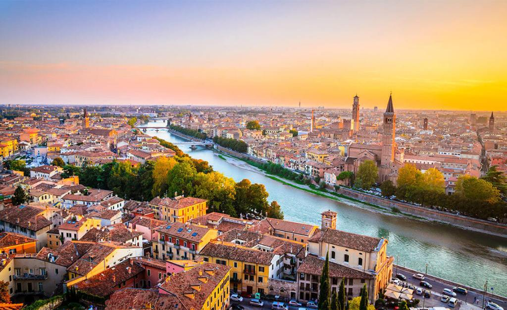 Grit and Soul Travel, Verona Italy