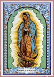 Ntra. Sra. de Guadalupe de México